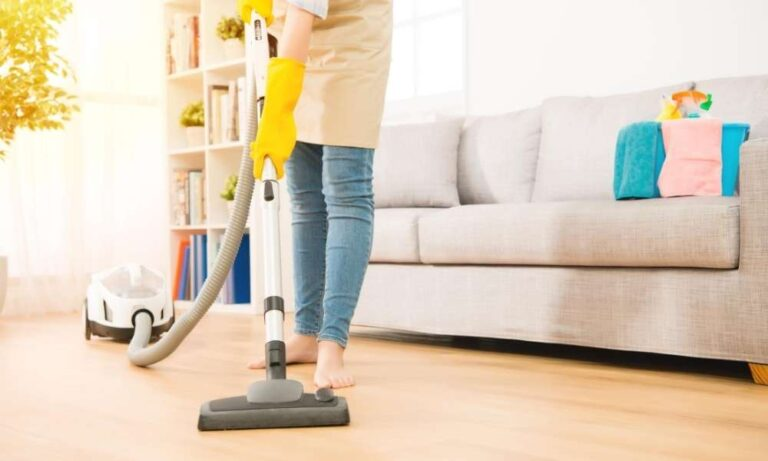 Vacuum Cleaning hacks