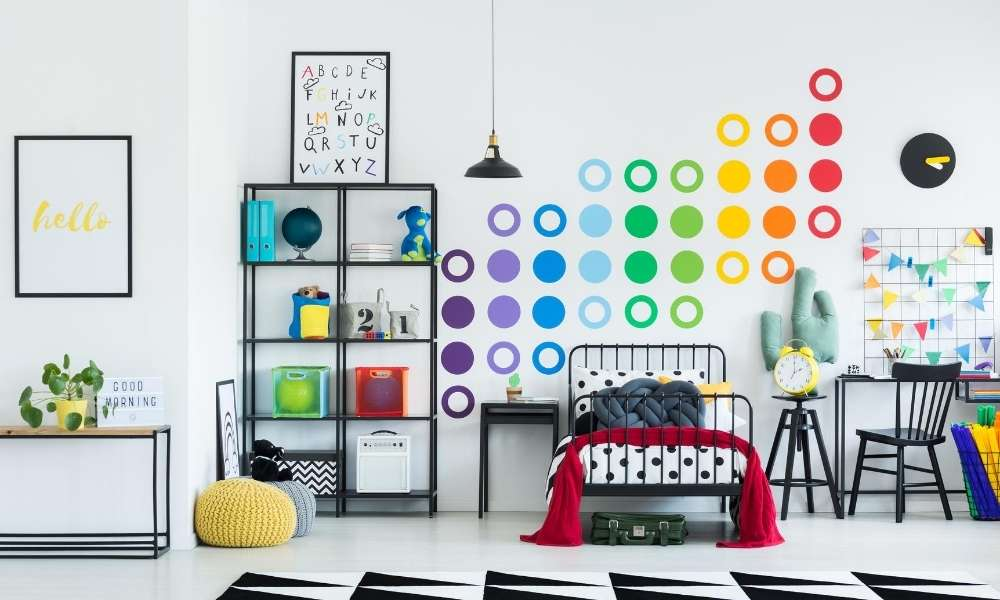 5 Smart Ideas Organizing Your Kid's Room