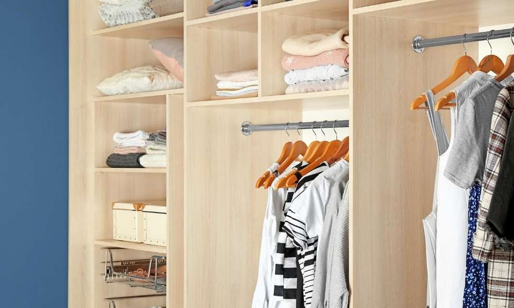 15 Essential Clothing Closet Storage Organizers For Your Home