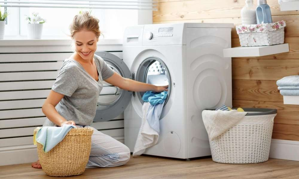 How To make use of Your Washing Machine Properly