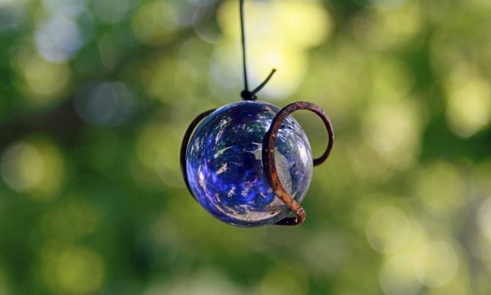 Glass Wind Chimes Imbue Beauty Through Color and Sound