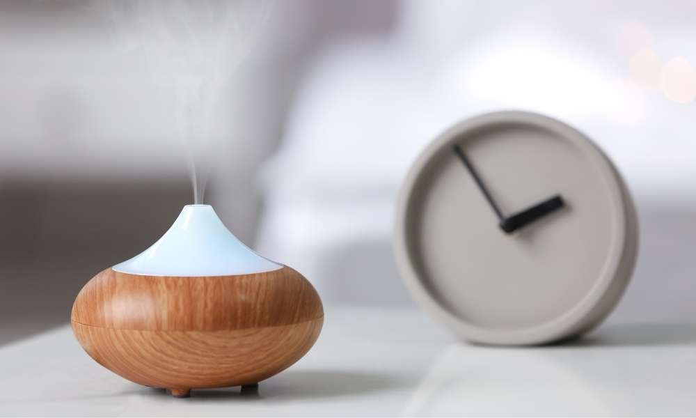 Invisible Mist Humidifier