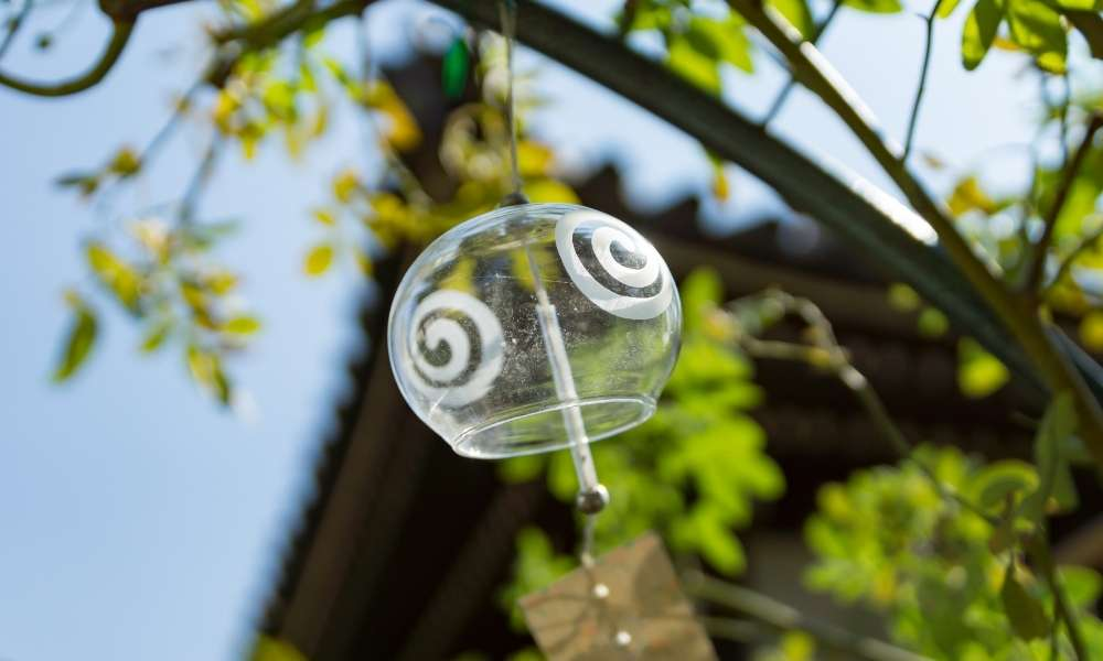 Woodstock wind chimes: Precision-tuned to produce beautiful harmonies