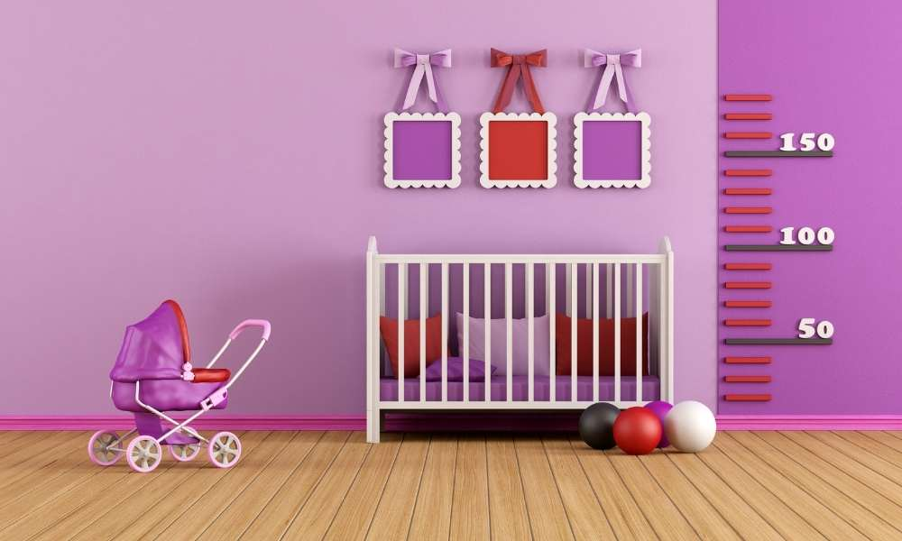 best pink baby bedding